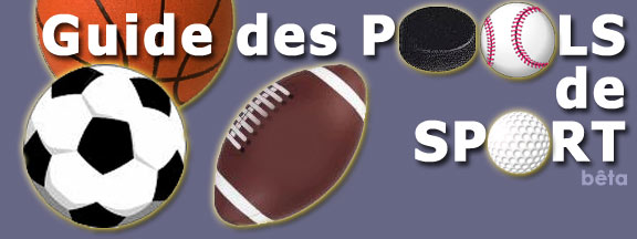 Guide des pools de sports
